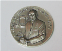 J. Edgar Hoover 1895 - 1972 Commemorative Medal   (Wittnauer Mint, 1973)