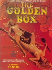 THE GOLDEN BOX   Original American One Sheet   (Hollywood Cinema, 1970)