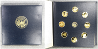 Franklin D. Roosevelt 100 Days Centenary Medals (Franklin Mint, 1982)