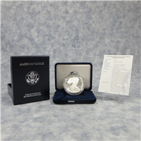 American Eagle Silver Dollar Proof with Box & COA (US Mint, 1995P)