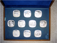 The Old West Ingots Collection  (Lincoln Mint)