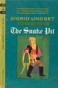 THE SNAKE PIT  Sigrid Undset  (Cardinal GC221, 1963)
