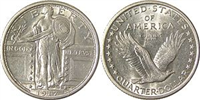 Common Standing Liberty Silver Quarters (Any Date 1916 - 1930)