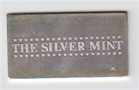 The Last Major Silver Producing Nations Silver Ingots Collection  (Silver Mint)