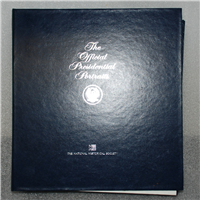 The National Historical Society's Official Presidential Portraits Collection   (Franklin Mint, 1988)
