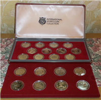 1984 American Athletic Association's International Sports Coins Collection