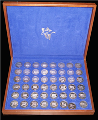 Wildlife Mint: Migratory Bird Stamps 1934-1981 Medals Collection