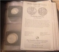 The History of the United States Silver Coin Collection  (Franklin Mint, 1997)