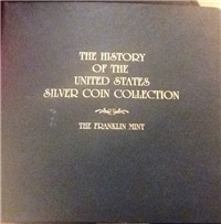 Franklin Mint  The History of the United States Silver Coin Collection