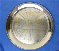 The Last Supper Limited Edition Collector Plate (Danbury Mint, 1975)