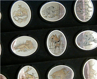 The American Wildlife Medals Collection  (Danbury Mint, 1970)