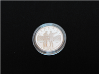 USA 2004-P Lewis and Clark Bicentennial Silver Dollar Proof with Box and COA