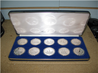 Danbury Mint Christopher Columbus 500th Anniversary Medals Collection