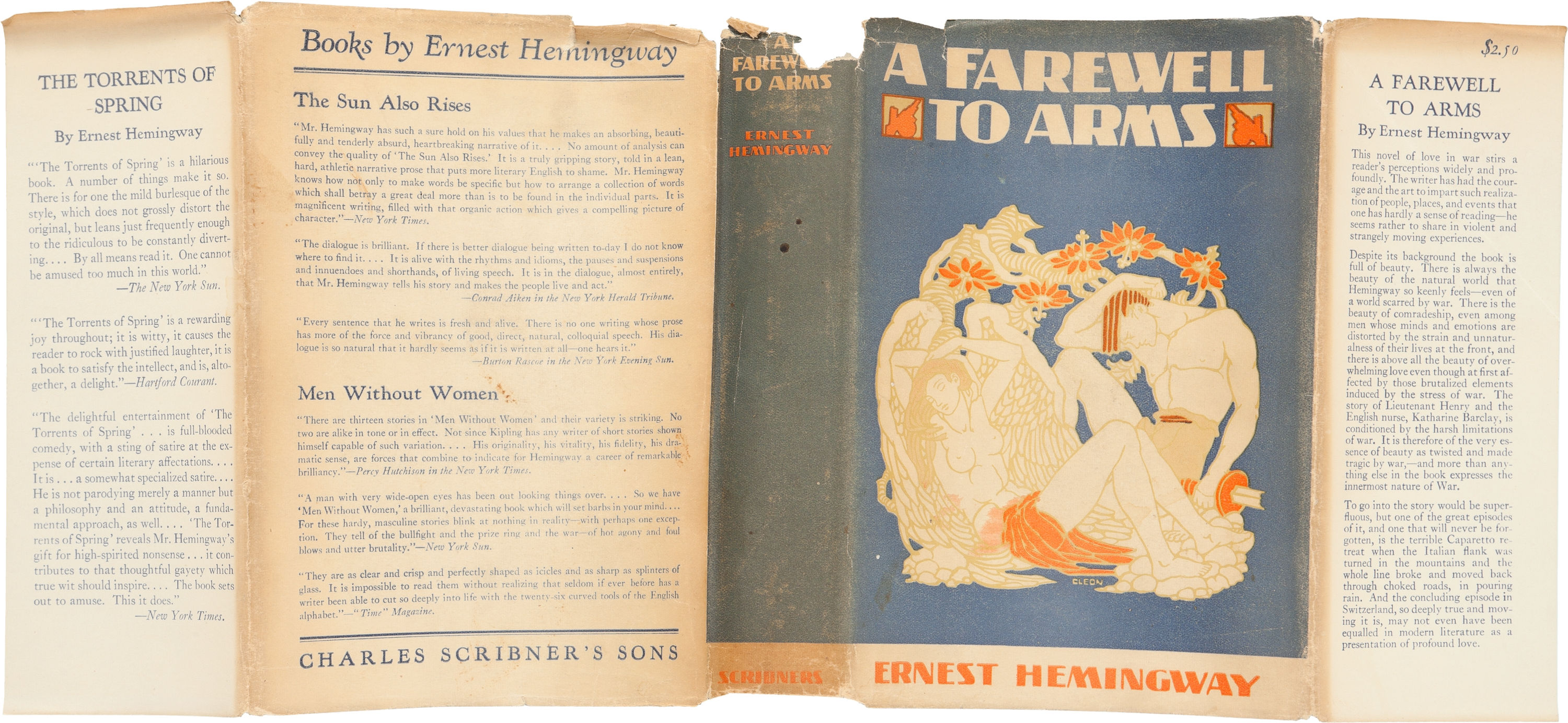 an overview of the themes in a farewell to arms by ernest hemingway