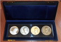 Gerald Ford Inaugural Medals Collection    (Medallic Art, 1974)