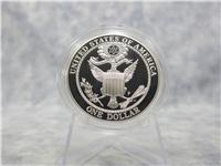 Bald Eagle Commemorative Silver Dollar Proof with Box and COA (US Mint, 2008)