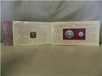 1993-P US Mint Thomas Jefferson Coinage And Currency Set