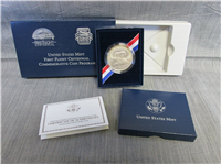 First Flight Centennial Silver Dollar Coin in Box with COA  (US Mint, 2003-P)