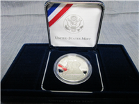 First Flight Centennial Silver Dollar Proof in Box with COA  (US Mint, 2003-S)