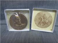 John Wayne Commemorative Bronze Medal   (1979)