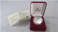 Chrysler Honors The Bill of Rights Silver Medal  (Chrysler, 1991)