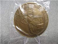 Dartmouth College Bicentennial Commemorative Bronze Medal   (US Mint, 1969)