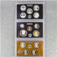 14 Coins Silver Proof Set  (US Mint, 2013)