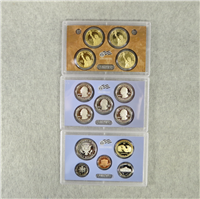 14 Coins Proof Set  (US Mint, 2010)