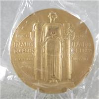 """HERBERT HOOVER 3"""" Bronze Inaugural Medal (U.S. Mint Presidential Series, #130)"""