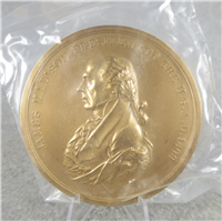 "JAMES MADISON 3"" Bronze Commemorative Medal (U.S. Mint Presidential Series, #104)"