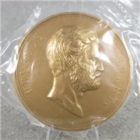 "ULYSSES S. GRANT 3"" Bronze Inaugural Medal (U.S. Mint Presidential Series, #118)"