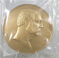 "CHESTER ARTHUR 3"" Bronze Inaugural Medal (U.S. Mint Presidential Series, #121)"