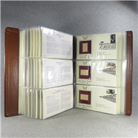 Golden Replicas of United States Stamps  (Franklin Mint, 2009)