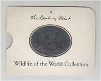 Wildlife of the World Medals Collection  (Danbury Mint, 1975)