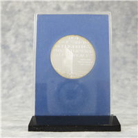 ABBA EBAN United Nations Peace Medal (Franklin Mint, 1967)