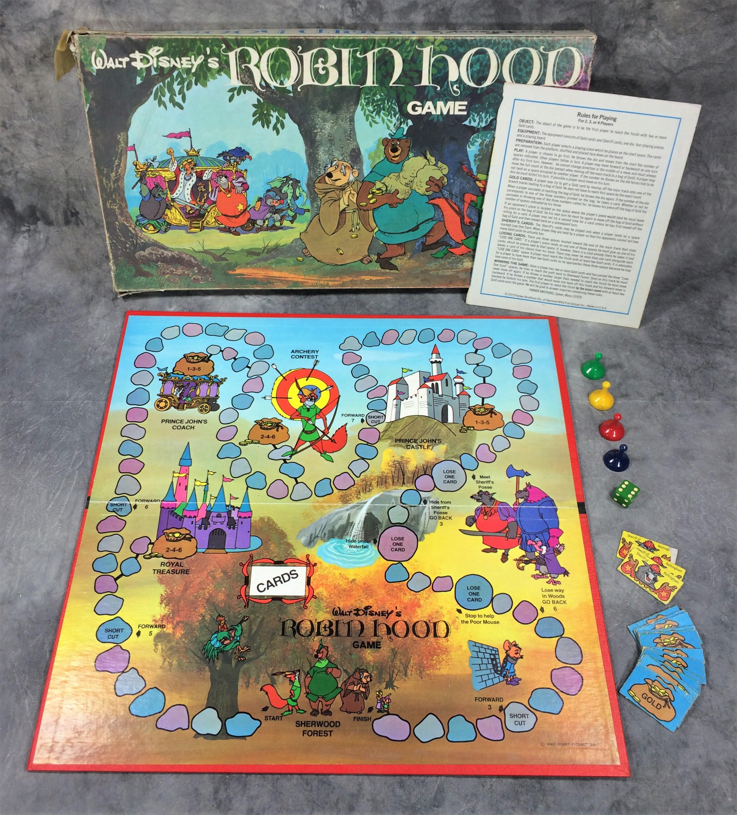 Merge-3 Games - Robin Hood Legends