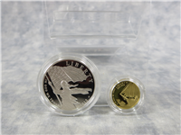 Star-Spangled Banner Gold & Silver 2-Coin Proof Set in Box with COA (US Mint, 2012)