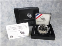 United States Marshals Service 225th Anniversary Commemorative Silver Dollar Proof Coin in Box with COA (US Mint, 2015-P)