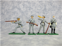 Elite Command Collector's Series Robert E. Lee/Confederate Army Pewter Diecast Soldiers (Blue Box Toys)
