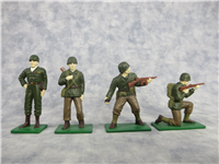 Elite Command Collector's Series George S. Patton Third Army Pewter Diecast Soldiers (Blue Box Toys)