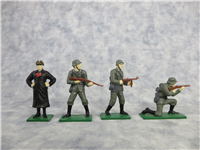 Elite Command Collector's Series Erwin Rommel German Army Pewter Diecast Soldiers (Blue Box Toys)