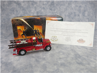 1920 Mack AC Models of Yesteryear Fire Engine Series #YFE01 1:60 Diecast Model (Matchbox, 1993)
