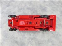 1920 Mack AC Models of Yesteryear Fire Engine Series #YFE01 1:60 Diecast Model (Matchbox, 1993)