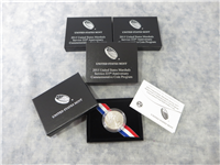 United States Marshals Service 225th Anniversary Commemorative Half Dollar Uncirculated Coin in Box with COA (US Mint, 2015-D)