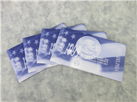 Susan B. Anthony Uncirculated P&D Dollar Coin Set (US Mint, 1999)