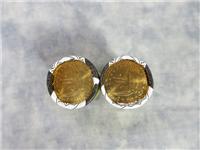 Sacagawea GOLDEN DOLLARS Philadelphia & Denver $25 Roll Lot (U.S. Mint, 2002)