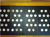 The American Negro Commemorative Society Medals Collection  (Franklin Mint, 1974)