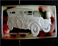 The Centennial 100 Greatest Cars Ingots Collection   (Franklin Mint, 1978)