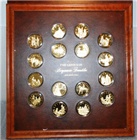 The Genius of Benjamin Franklin Medals Collection  (Franklin Mint, 1974)