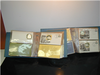 The Great Historic Sites of America Commemorative Medallic Covers Collection   (Franklin Mint, 1972)